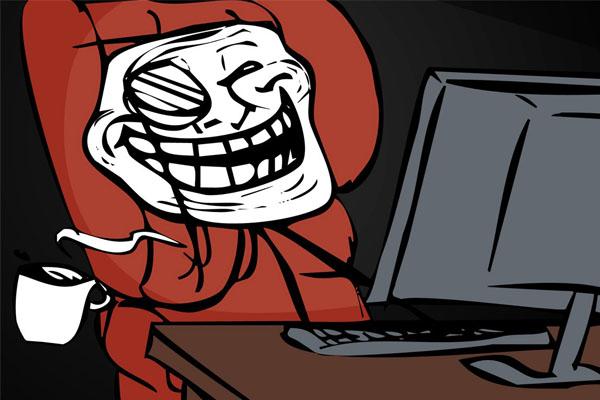 Môže sa z hocikoho stať internetový troll? Podĺa výskumu áno