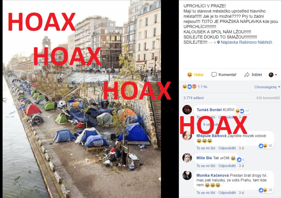Obrazový hoax: Jak ho rozeznat 🤔