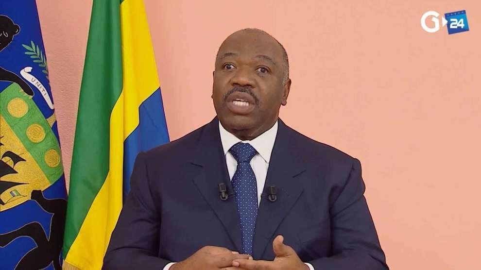 Gabonský prezident Ali Bongo not deepfake